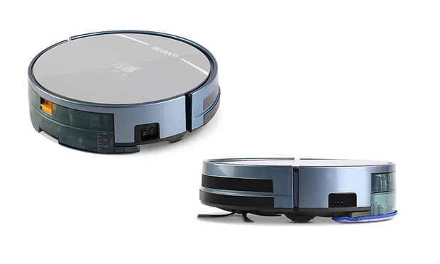 Automatic Robot Vacuum Cleaner Groupon