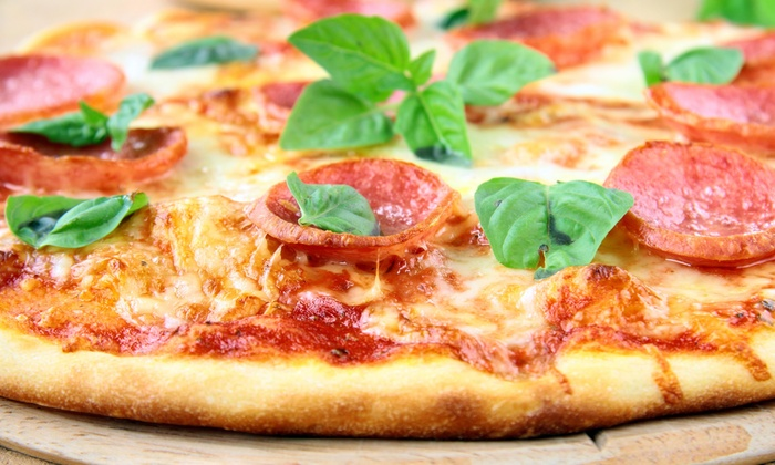 Pazzo Pizzeria - Gardena: One 2 Liter Soda & Fries with Purchase of 2 Large 2 Topping Pizzas at Pazzo Pizzeria