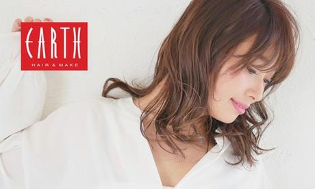HAIR&MAKE EARTH(アース)浦和店