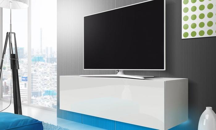 Tot 61% op Tv-meubel met led-verlichting | Groupon Producten