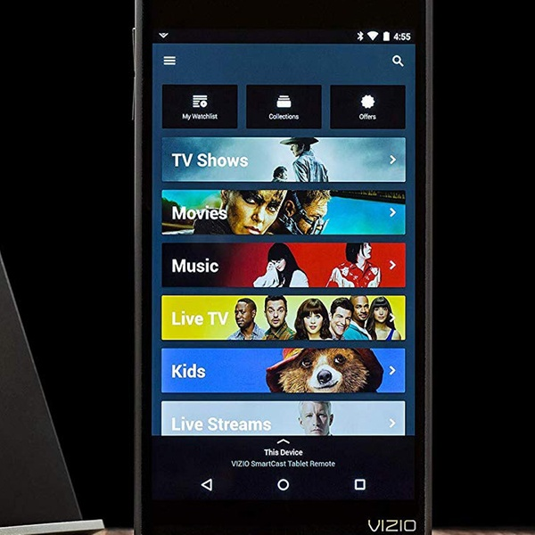 Vizio XR6M10 SmartCast 8GB 6 3