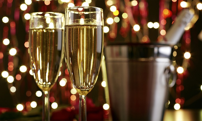 Flamingo Las Vegas - Las Vegas, NV: 3-Hour New Year's Eve Drink Around Open-Bar Pass at Flamingo Las Vegas (Up to 65% Off). Two Options Available.