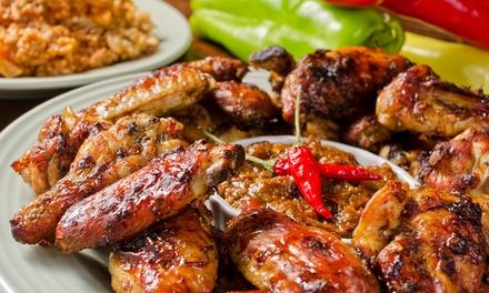 $14 for $20 Toward Caribbean Soul Food at Jerk Soul