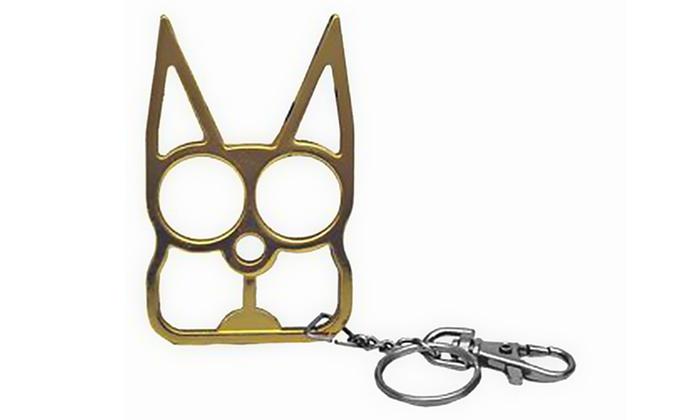 Cat Keychain Self Defense Canada