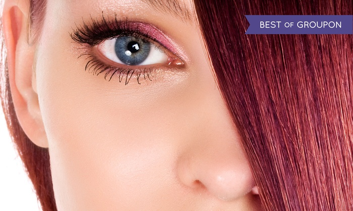 Wake Up Beautiful - Wake Up Beautiful: Permanent Makeup for Upper or Lower Eyelids, Both, or the Eyebrows at Wake Up Beautiful (Up to 80% Off)
