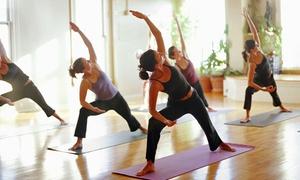 la maison de l'Alchimiste: 5 séances de yoga au choix parmi les disciplines disponibles à 19,90 € à La maison de l'Alchimiste