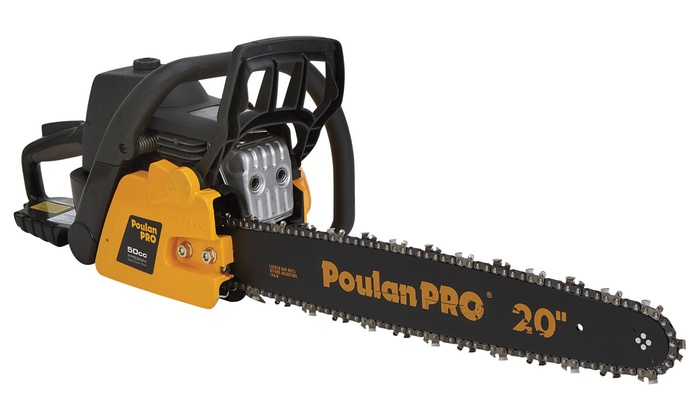 Up to 42 off on poulan pro 20 50cc chainsaw groupon goods poulan pro 20 50cc chainsaw manufacturer refurbished keyboard keysfo Images