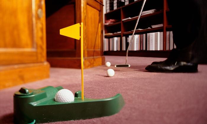 DO GOLF STUDIO - DO GOLF STUDIO: 87%OFF【3,980円】ラグジュアリーなインドアゴルフスペースで、楽しみながら上達を≪6回/ゴルフレッスン60分(ボール回収時間含む)≫ @DO GOLF STUDIO