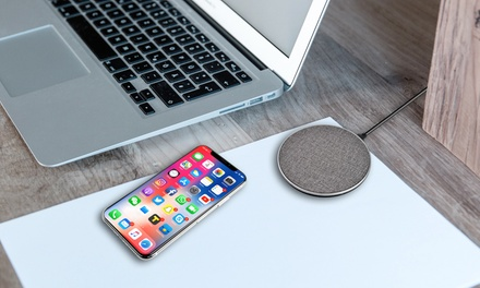 Apachie Fabric 10W Fast Wireless Charger
