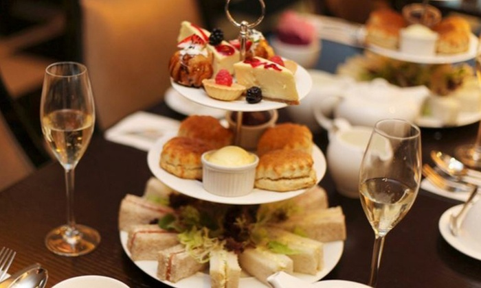 Choice Of Afternoon Tea For Two The Bishop Langley Groupon