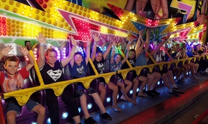 Huskisson Carnival: Unlimited Rides Ticket for One ($25), Two ($50) or Four People ($100) at Huskisson Carnival (Up to $120 Value)