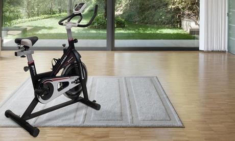 Joal - Bicicleta de spinning con distintos niveles de tensión, tiempo y resistencia
