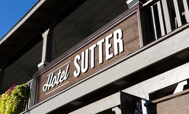 Hotel Sutter Creek Ca Stay At In