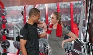 Snap Fitness - Dayton: One- or Two-Month Gym Membership and Personal Training Session at Snap Fitness Dayton (Up to 88% Off)