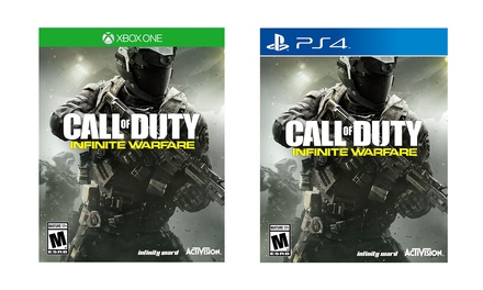 Call of Duty: Infinite Warfare for PS4 or Xbox One