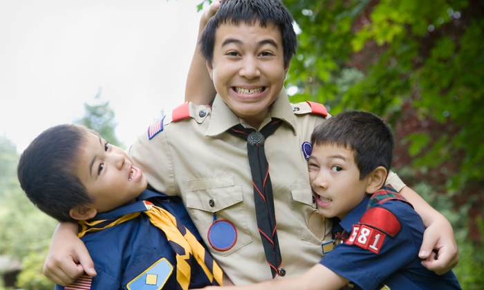 Boston Minuteman Council, Boy Scouts of America - Milton: Scouts Half-Day or 1-Day Camp for Nonmembers from Boston Minutemen Council/Boy Scouts of America (Up to 32% Off)