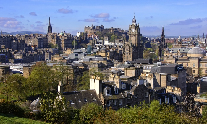 5- to 9-Day Scotland Trip w/ Air from Great Value Vacations