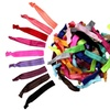 Rainbow Hand Knotted Assorted Hair Ties (60-Count)