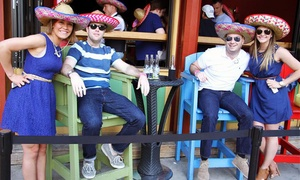 2016 Derby de Mayo Bar Crawl Denver: 2016 Derby de Mayo Bar Crawl for One, Two, or Four on Saturday, May 7, at 4 p.m.