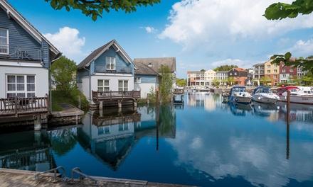 Mecklenburgische Seenplatte: 2 4 Nächte für Zwei inkl. Halbpension und Spa im 4* Precise Resort Marina Wolfsbruch
