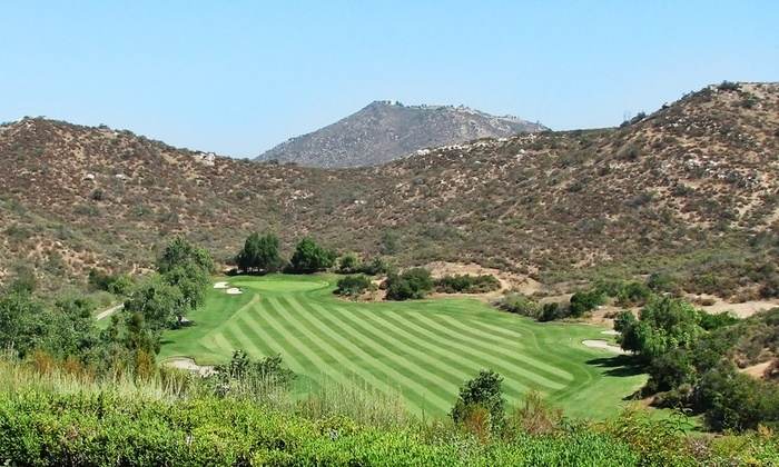 Steele Canyon Golf Club - Steele Canyon Golf Club: 18-Hole Round of Golf for Two or Four Including Cart Rental at Steele Canyon Golf Club (Up to 66% Off)