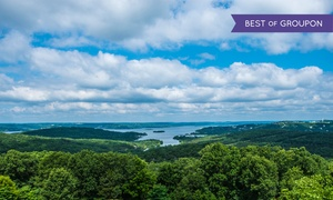 Branson Hotel with Theater Tickets at Branson Travel Group, plus 9.0% Cash Back from Ebates.