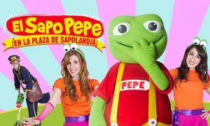 El Sapo Pepe: Entrada a El Sapo Pepeen Teatro Nini Marshall