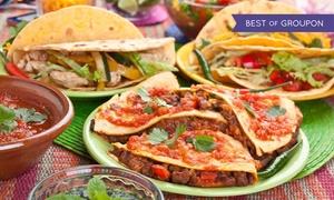 Kawa i Chili: Meksykańska uczta: quesadillas, chilli con carne i więcej dla 2 osób za 44,99 zł w Kawa i Chilli