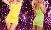Seven 'til Midnight Women's Mini Dresses: Seven 'til Midnight Women's Mini Dresses