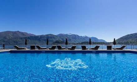✈ Lake Como: 27 Nights at Hotel Britannia Excelsior with All Inclusive and Flights*