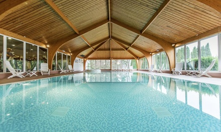 groupon.co.uk - Scottish Highlands: 1-2 Nights for 2 with Food, Fizz, Free Wi-Fi and Late Check-Out at Ben Nevis Hotel and Leisure Club