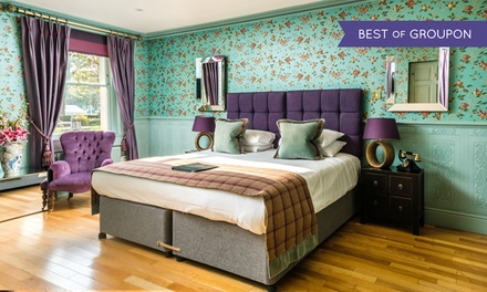 Bath: 1 or 2 Nights for Twoin a Choice of Rooms with Breakfast at the 5* Ayrlington Hotel