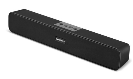 Image of Altoparlante Bluetooth X6 soundbar portatile