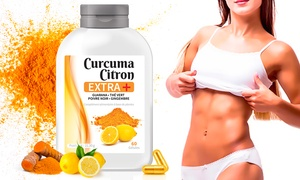 Cure Curcuma Citron Extra+