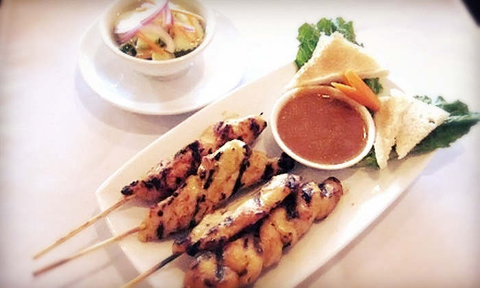 Thai Hut - Southeast: $10 for $20 Worth of Authentic Thai Cuisine and Drinks at Thai Hut
