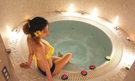Percorso spa di coppia a lume di candela con massaggio a 29,90€euro
