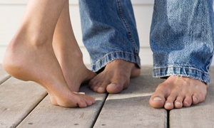 Carolinas Toenail Laser Centers: Laser Toenail-Fungus Treatment for Up 10 Toes at Carolinas Toenail Laser Centers (82% Off)