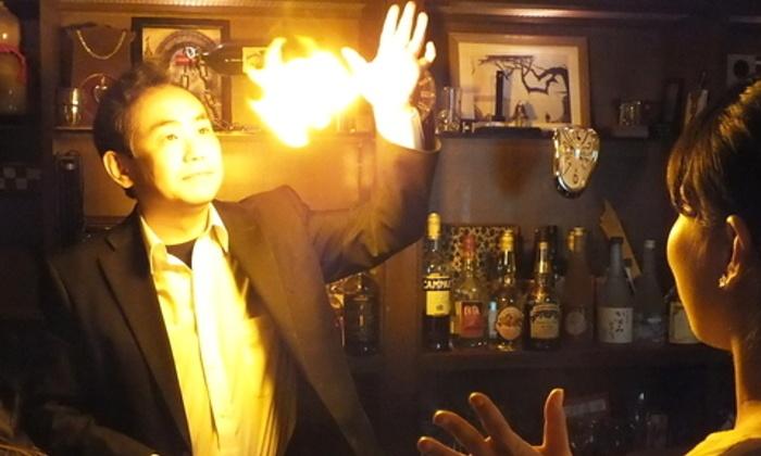 マジックバーミストフェリーズ - マジックバー Mistofelees: 【1,980円】絶対だまされない。どうでしょう≪マジックショー+飲み放題90分+マジック伝授/19:30開始≫ @マジックバーミストフェリーズ