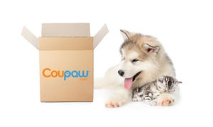 Coupaw: Pet Gift of the Month Club One-Month Subscription from Coupaw (54% Off)