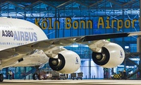 Eintritt für 1 oder 2 Personen inkl. Snacks und Getränken in die Airport Business Lounge KölnBonn