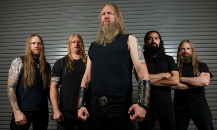 Amon Amarth, 31 October and 5 November, Standing Ticket from £22.50
