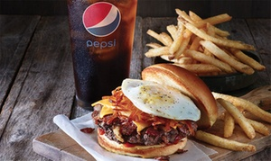 40% Off Food and Drink at Applebee's at Applebee's, plus 6.0% Cash Back from Ebates.