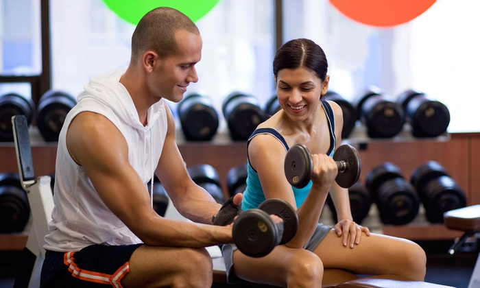 TRyM Fitness - Northwest Carrollton: $49 for 12 One-Hour Small-Group Fitness-Training Sessions at TRyM Fitness ($450 Value)