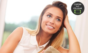 Cantinho Cacau Fashion Hair: Ombré hair ou luzes + tonalização (opção com hidratação, escova e corte) no Cantinho Cacau Fashion Hair – Zona 03