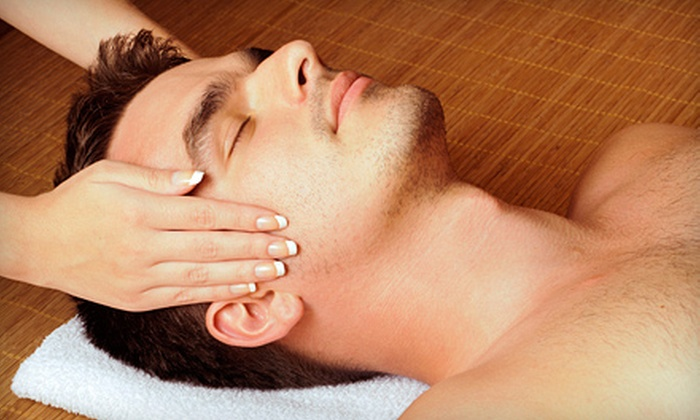 Royal Pampering Day Spa - New Albany: $149 for a Father's Day Spa Package with Massage and Mini Facial at Royal Pampering Day Spa ($300 Value)