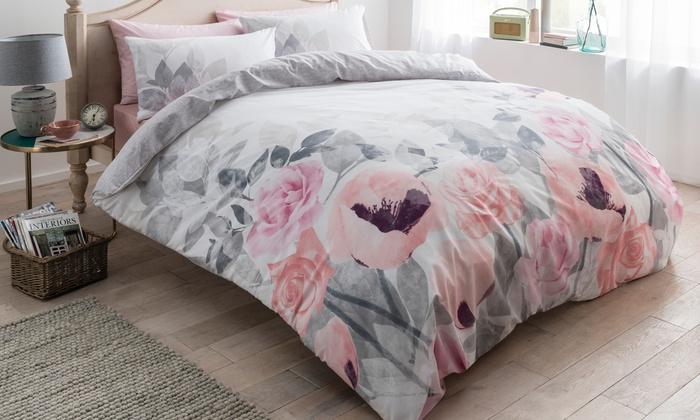 Bloom Reversible Duvet Set from £13