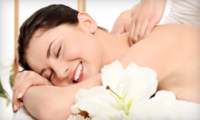 Body Care - Oklahoma City: Stress-Relief Package for One or Two with Massage, Reflexology Treatment, and Facial at Body Care (Up to 75% Off)
