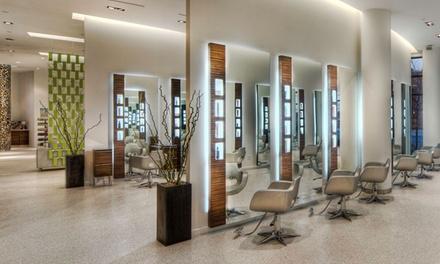 Aveda Sensory Ritual Massage, Facial, or Express Mani-Pedi at Asha SalonSpa (Up to 37% Off)