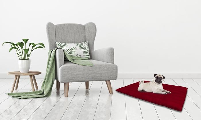 Tappeto Morbido Per Cani : Fino a su tappetino imbottito per cani groupon