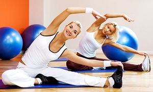 Women's Fun and Fitness: $38 for $69 Worth of Services at Women's Fun & Fitness
